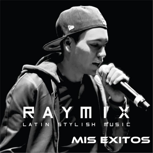 Album cover for Latin Stylish Music: Mis Exitos by Raymix