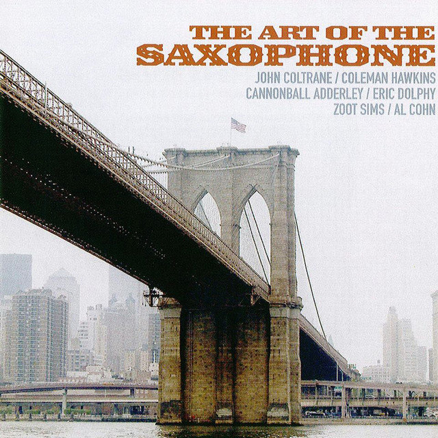 Al Cohn The Art of the Saxophone album cover