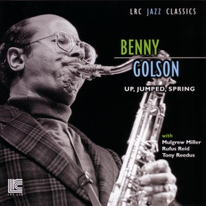 Benny Golson Quartet album