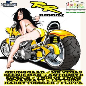 RR Riddim Albumcover
