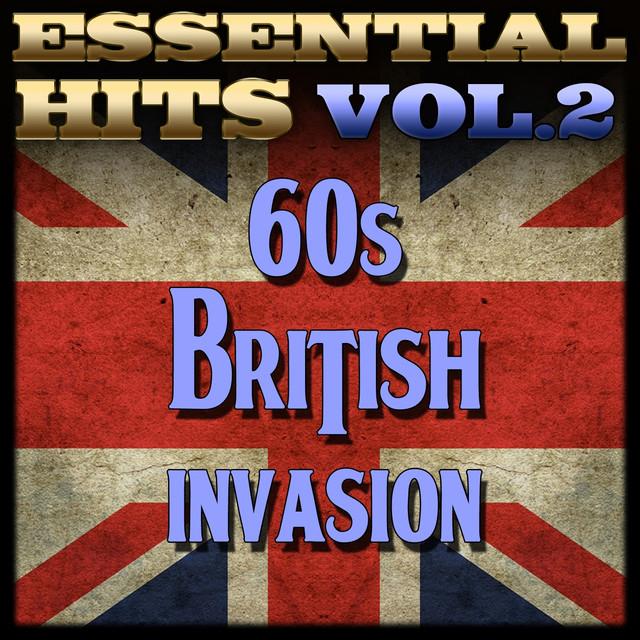 Essential 60s British Invasion Hits-Vol.2 Albumcover