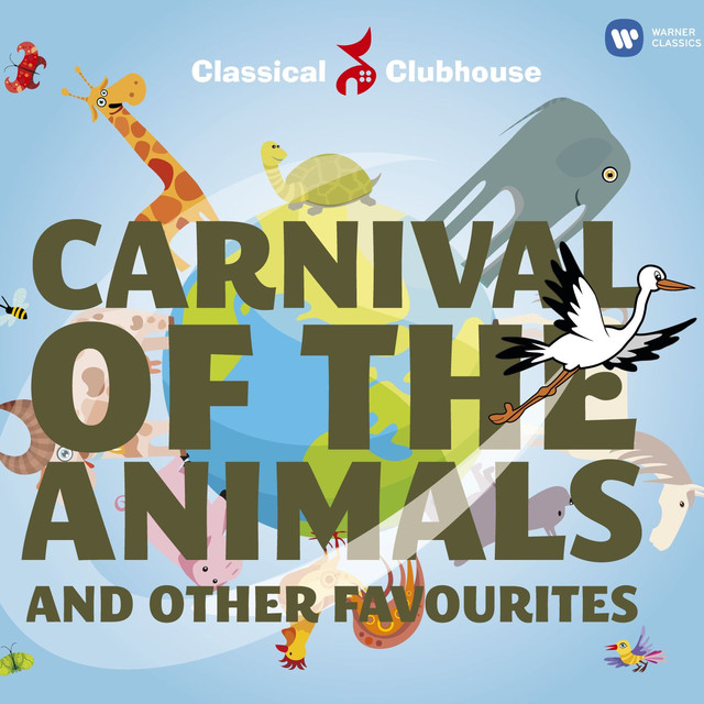 Saint-Saens: The Carnival of the Animals - A zoological