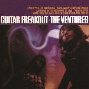 Guitar Freakout album