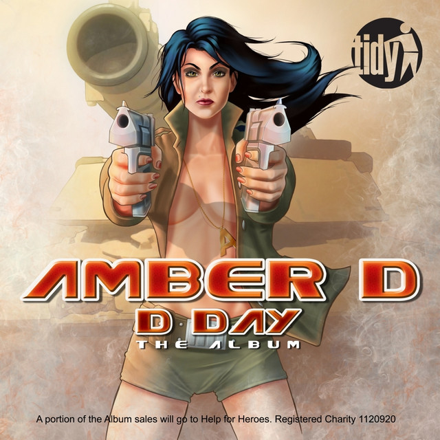 Amber D tickets and 2018 tour dates