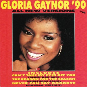 Gloria Gaynor '90 (All New Versions) Albumcover
