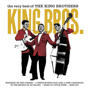 The Very Best of THE KING BROTHERS album