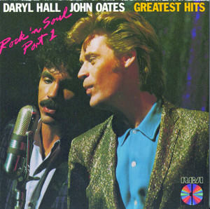 Hall & Oates Adult Education cover