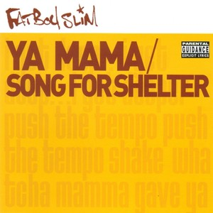 Ya Mama & Song for Shelter Albumcover