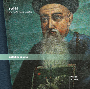 Pedrini: Complete Violin Sonatas album