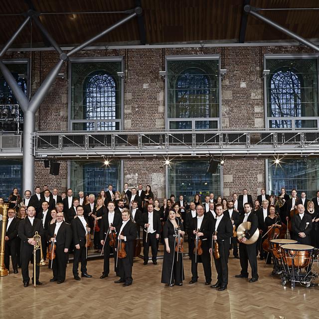 ロンドン交響楽団のコンサートの画像