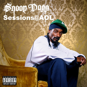 Snoop Dogg Live @ AOL Sessions Albumcover