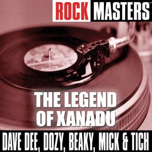 Rock Masters: The Legend Of Xanadu album