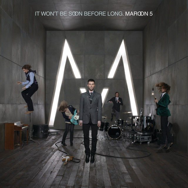 Makes Me Wonder (07) album cover
