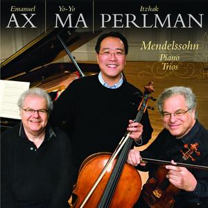 Mendelssohn: Piano Trios, Op. 49 & Op. 66 Albumcover