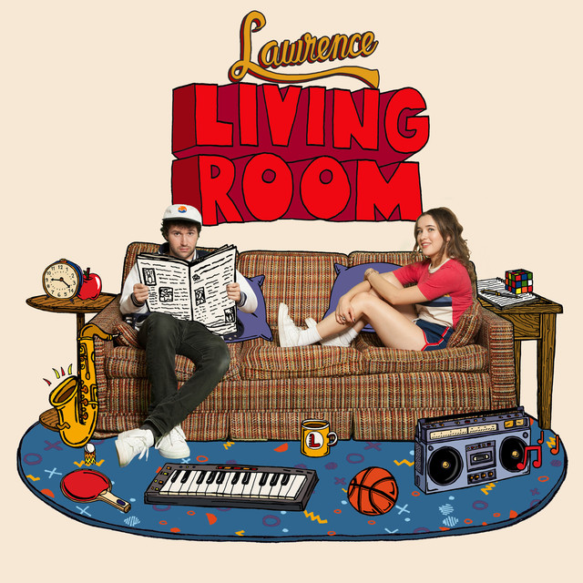 Album cover for Living Room by Lawrence