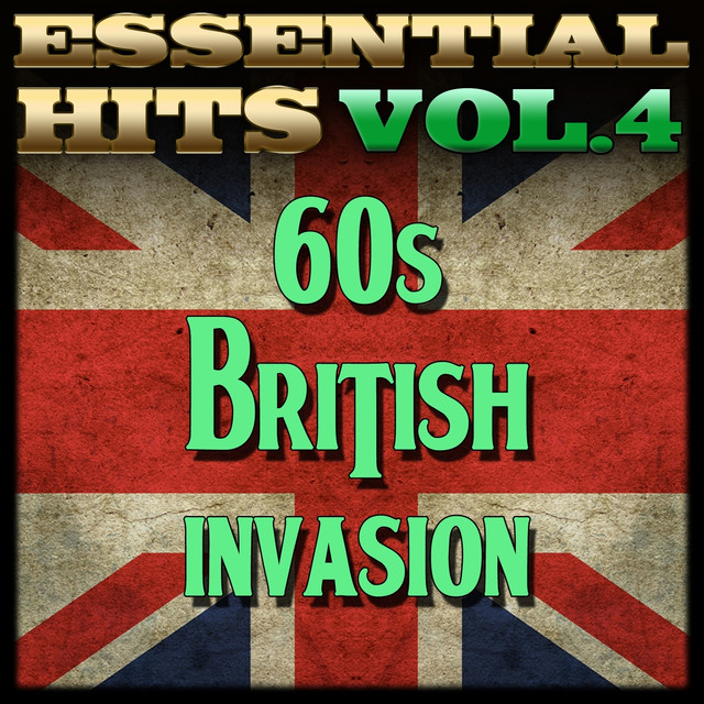 Essential 60s British Invasion Hits-Vol.4 Albumcover