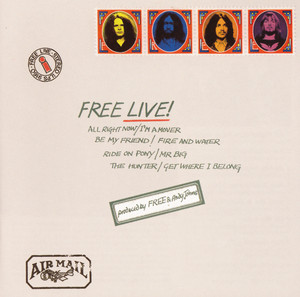 Free Live! (Remastered With 7 Bonus Tracks) album