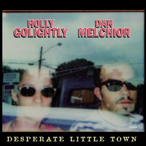 Desperate Little Town Albumcover