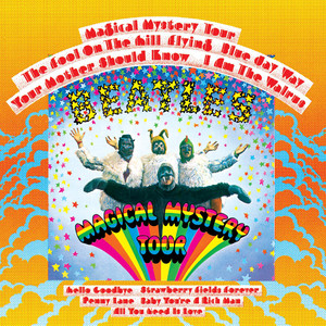 Magical Mystery Tour - The Beatles
