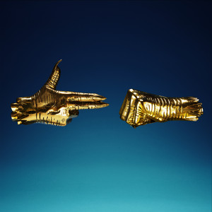 Run the Jewels, Tunde Adebimpe Thieves! (Screamed the Ghost) cover