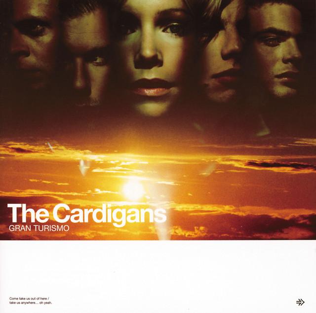 Skivomslag för Cardigans: Gran Turismo