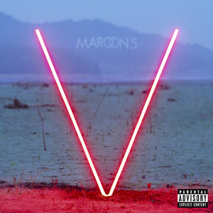 Maroon 5 Sugar cover