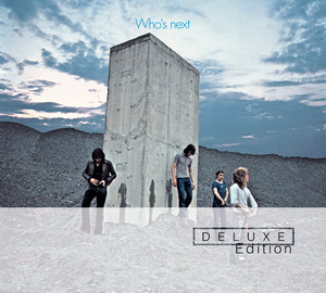 The Who, Andy Macpherson, Jon Astley Water - The Young Vic Theatre Live Version cover