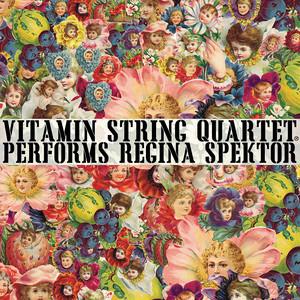 Vitamin String Quartet Performs Regina Spektor Albumcover