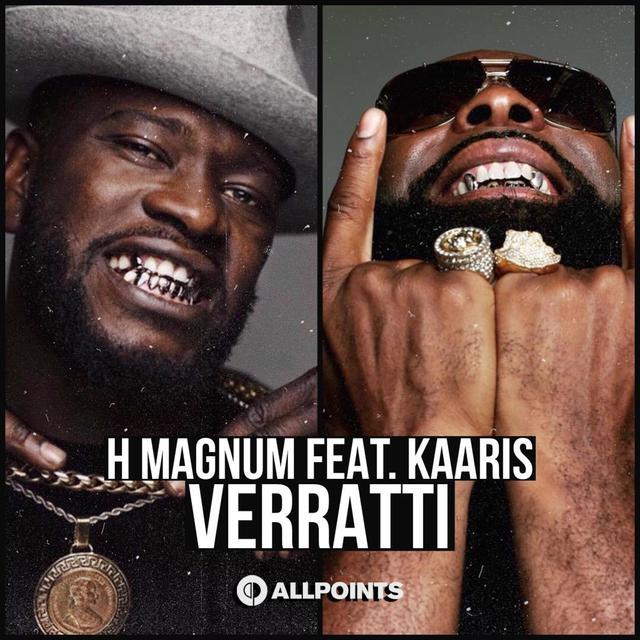 H Magnum - Verratti (ft. Kaaris)