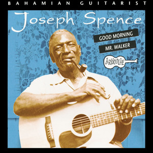 Joseph Spence Coming In on a Wing and a Prayer cover