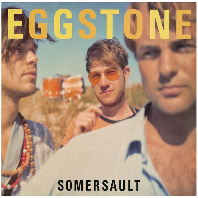 Skivomslag för Eggstone: Somersault