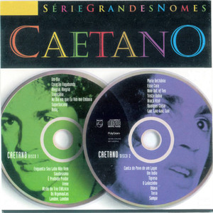 Caetano (Série Grandes Nomes Vol. 1) Albumcover