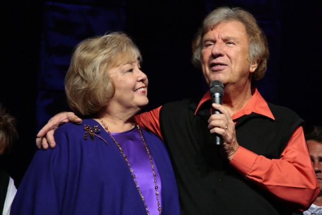 Gloria and William Gaither