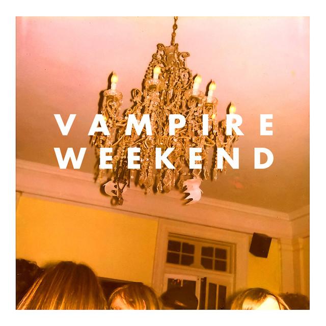 Album cover for Vampire Weekend by Vampire Weekend