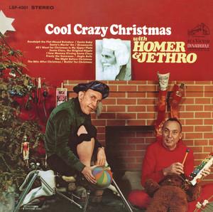 Cool Crazy Christmas album