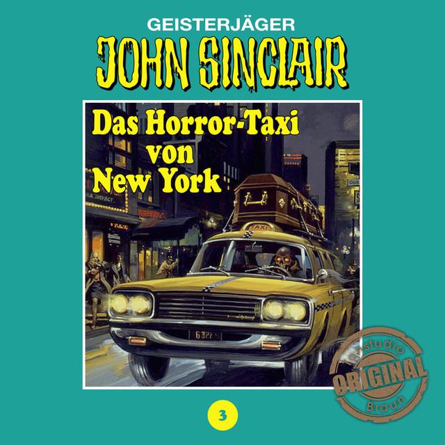 Tonstudio Braun, Folge 3: Das Horror-Taxi von New York Cover