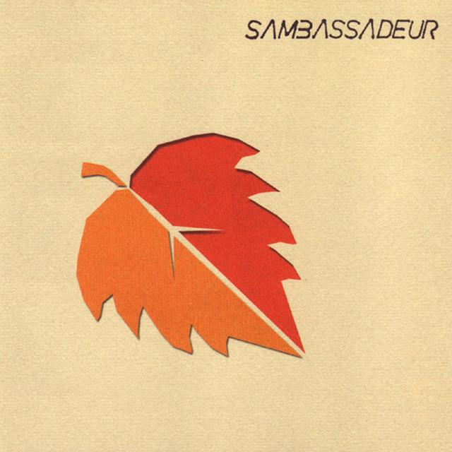 Skivomslag för Sambassadeur: Sambassadeur