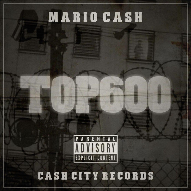 Album cover for Top600 by Mario Cash