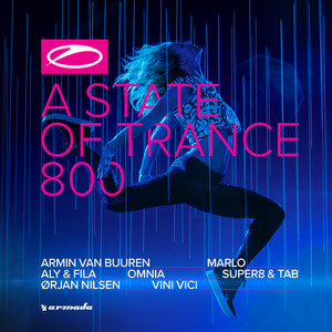 A State Of Trance 800 (The Official Compilation) album