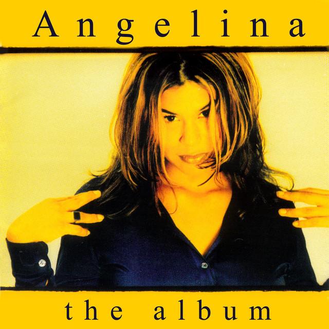 Angelina The Album album cover