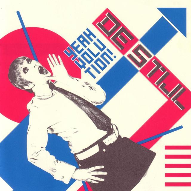 Skivomslag för De Stijl: Yeahyolution!