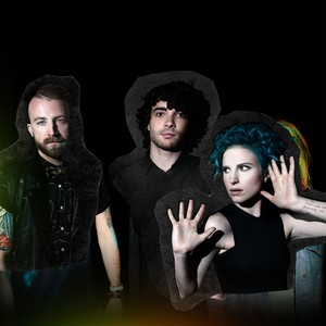 Paramore: Self-Titled Deluxe Albumcover