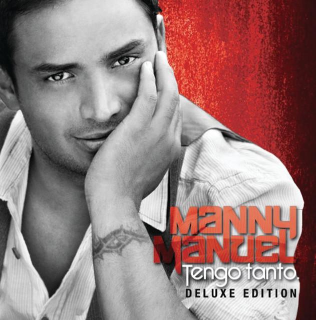 Manny Manuel Tengo Tanto album cover