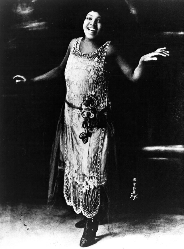 Bessie Smith, Clarence Williams 'Tain't Nobody's Bizness If I Do cover