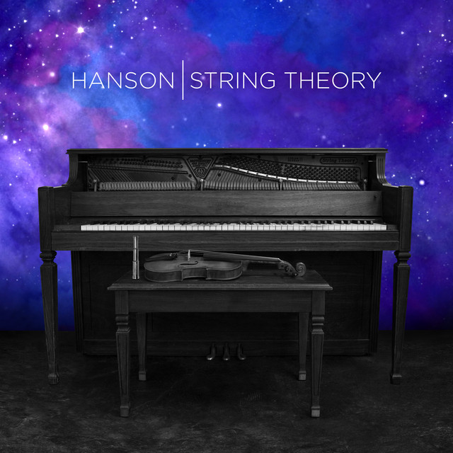 Album cover for String Theory by Hanson
