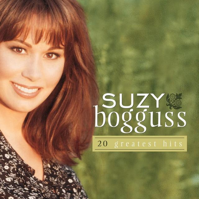 Suzy Bogguss 20 Greatest Hits album cover