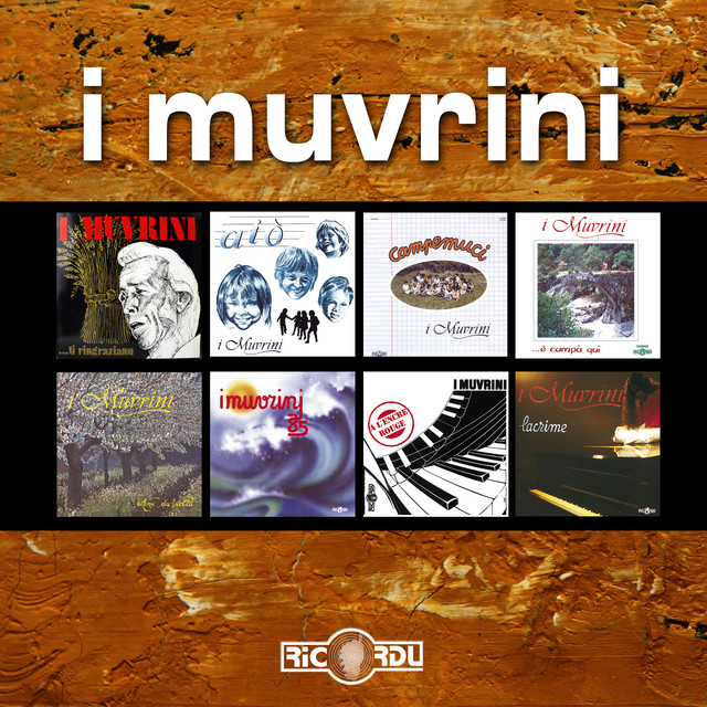 I Muvrini, la collection