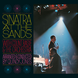 Sinatra At The Sands Albumcover
