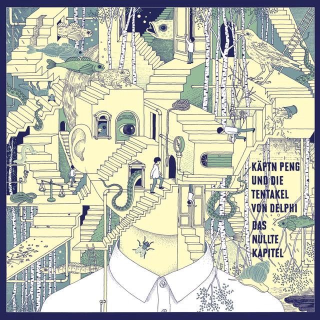 Album cover for Das nullte Kapitel by Käptn Peng, Die Tentakel von Delphi