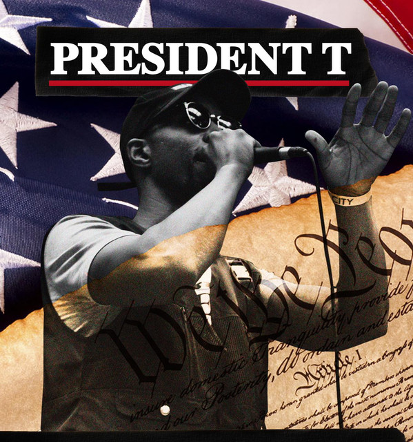 President T tickets and 2020 tour dates